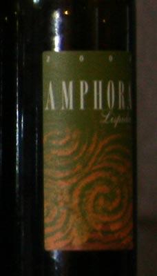 Amphora 2003 del Castello di Lispida