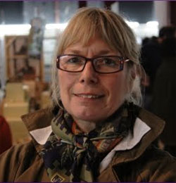 christine cogez, direttrice di vini di vignaioli a fornovo