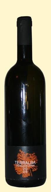 bottiglia di terralba 06 del Castello di Lispida