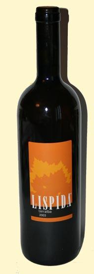 Bottiglia di terralba 03 del Castello di Lispida