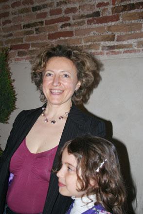 Lodovica Lusenti a Vinnatur 2010 - Villa Favorita
