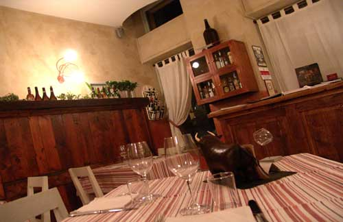 Ristorante Consorzio a Torino - cucina piemontese
