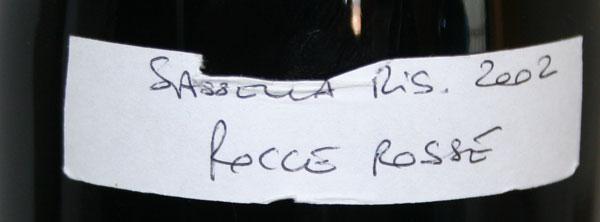 Anteprima del Rocce Rosse 2002 di ArPePe