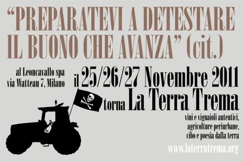 La Terra Trema 2011 al Leoncavallo di Milano