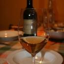 Bianco della Castellada 2007 il vino in tavola