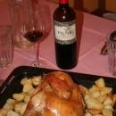 a tavola: pignol 99, cappone e patate
