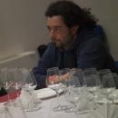 Debby Bini alla Merenda con vino insieme a Jonathan Nossiter