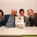 Sangiorgi, Galello e l'equipe degli Ignoranti a Sorgentedelvino LIVE 2015