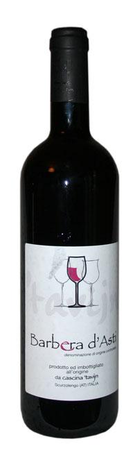 cascina-tavijn-barbera07, vino biologico piemonte