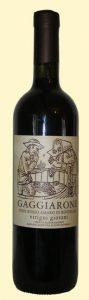 Alziati, Gaggiarone 2006, vino tradizionale dell'oltrepo' pavese