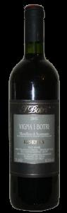 I botri di ghiaccioforte, morellino di scansano riserva 2001, vino biologico
