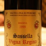 Sassella Vigna Regina 1999 - Arpepe