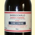 SassoCarlo Bianco Toscano 2008 - Fattoria di Bacchereto