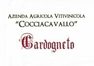 logo cocciacavallo vino biologico campania
