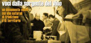 copertina video voci dalla sorgente del vino