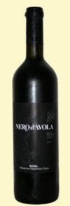Nero d'Avola 2009 di Bosco Falconeria