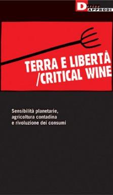 Copertina del libro Terra e libertà Critical Wine