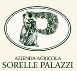 logo Sorelle Palazzi, vino biologico Toscana