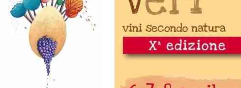 Il programma di Vini Veri, dal 6 all'8 aprile a Cerea