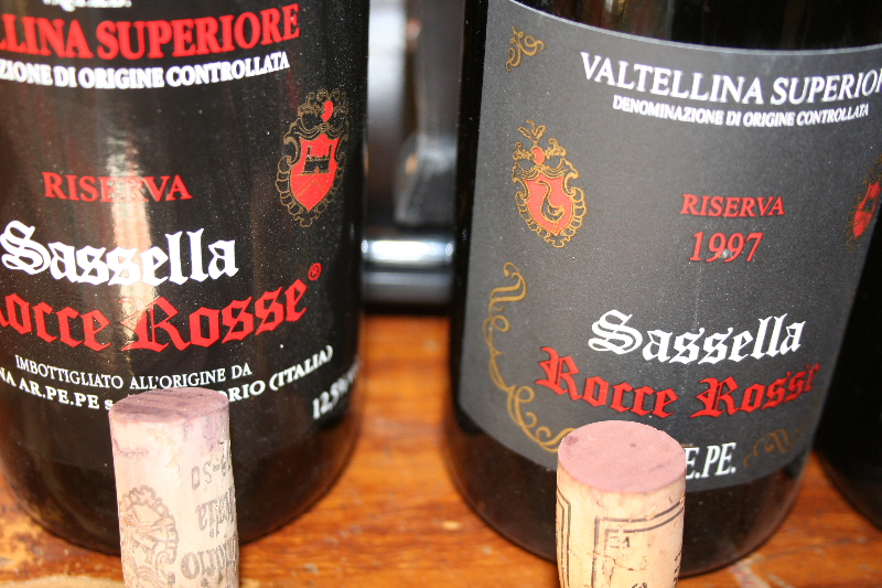 Degustazione vini Arpepe