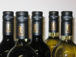 Bottiglie con logo FIVI