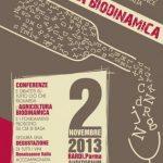 Verso la biodinamica 2013