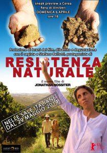 Locandina di Resistenza Naturale di Nossiter