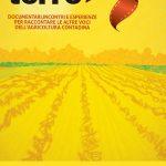 Locandina Festival delle Terre alla Comune Urupia