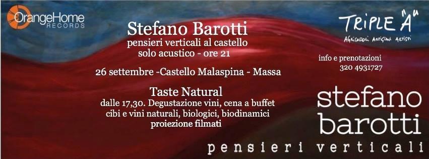 Stefano Barotti e vini Triple A