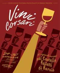 Vini Corsari 2015 - Castello di Barolo