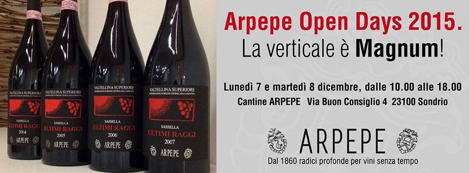 Arpepe Open Days 2015