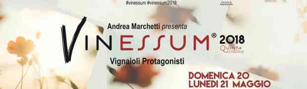 Vinessum 2018, 5a edizione a Bagnacavallo (RA)