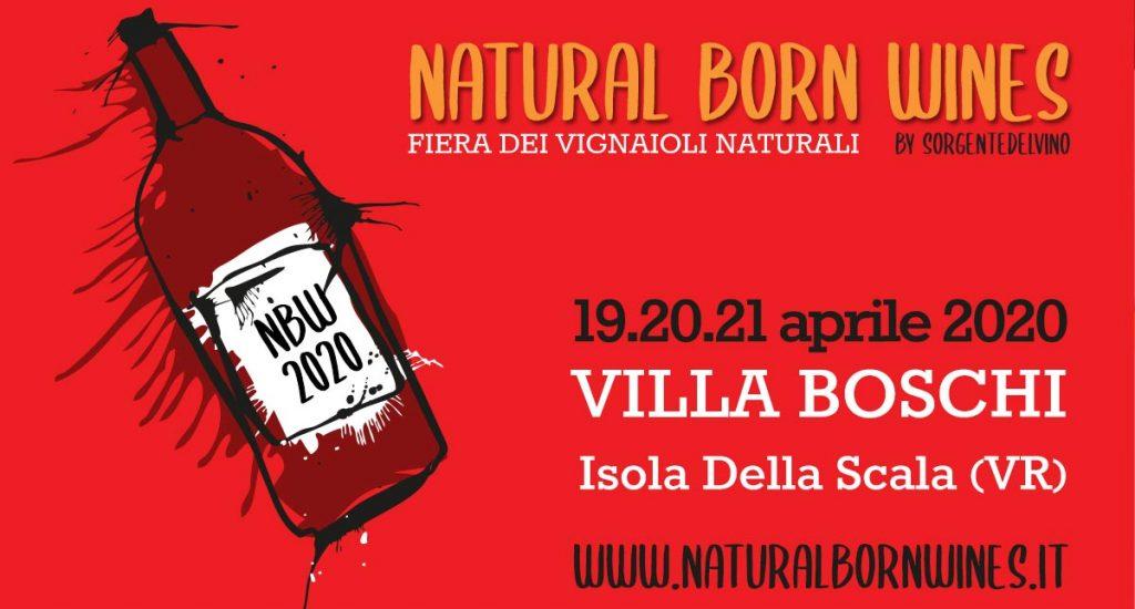 Natural Born Wines - Verona Villa Boschi